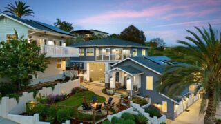 Check out our fabulous property pick this week, courtesy of @sandiegocompass. Gorgeous curb appeal highlights this stunning Bay Park view home, an entertainer's delight with indoor/outdoor space, dual living areas, upgraded kitchen, view decks, mature fruit trees and gardens.   1801 Illion Street in Baypark $2,750,000  Scott-Finn & Associates DRE #01493056 Compass DRE #01527365  #realestatesandiego #compasssd